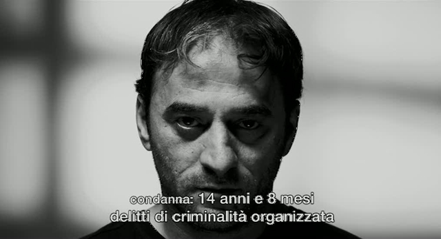 Brutus/Salvatore Striano (14 Years and 8 Months, Organized Crime)