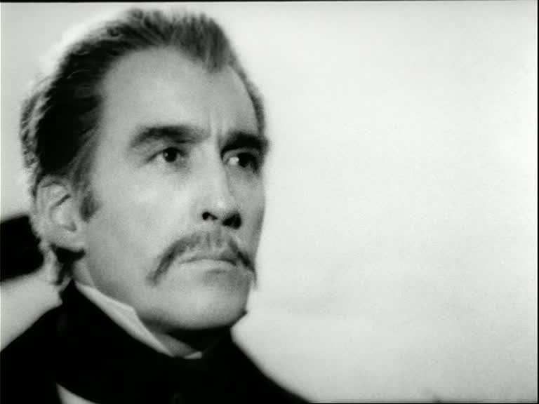 Christopher Lee's Dracula is reincarnated for a more profound purpose in Vampir - Cuadecuc