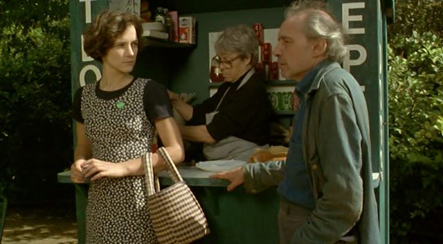 Rivette's Cameo in Haut/Bas/Fragile