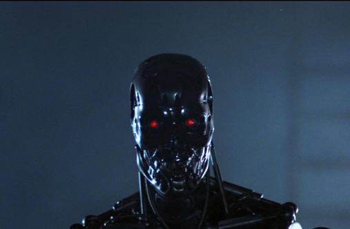 On Becoming Machine: James Cameron's The Terminator